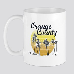 Orange County (OC) ~  Mug