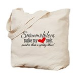 Heart Melt Tote Bag