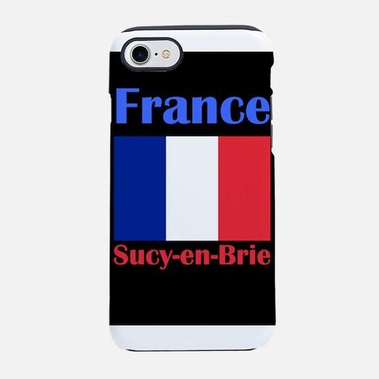 Sucy-en-Brie France iPhone 8/7 Tough Case
