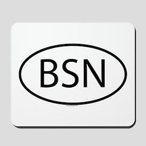 BSN Mousepad