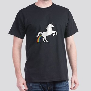 Unicorn Rainbow Poo T-Shirt