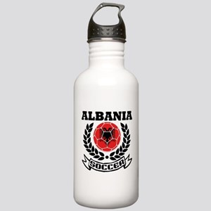 ALBANIA SOCCER TEAM Water Bottle