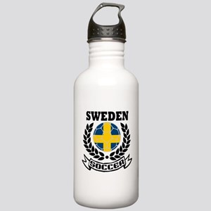 SWEDEN SOCCER TEAM Water Bottle