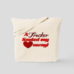 Hauled My Heart Away Tote Bag