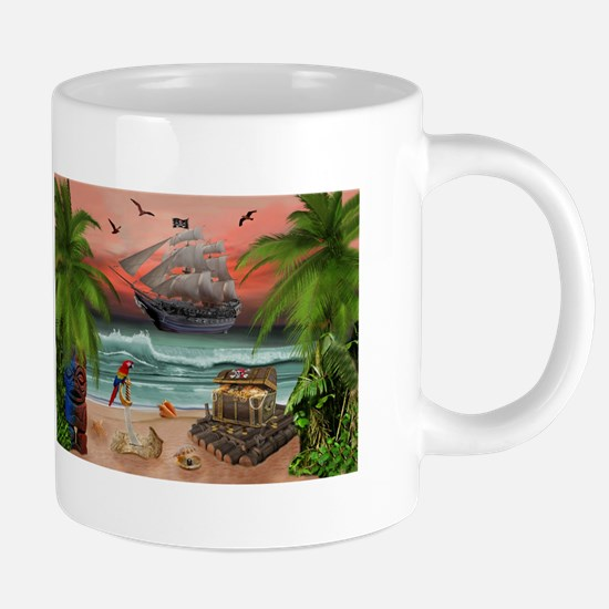 Pirates Treasure Quest Mugs