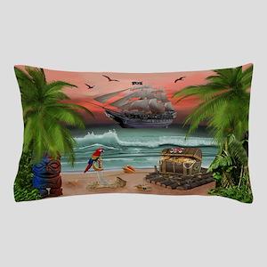Pirates Treasure Quest Pillow Case