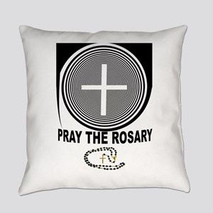 Rosary Everyday Pillow