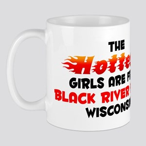 Hot Girls: Black River , WI Mug