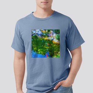 Glowing Reflecting Pond T-Shirt