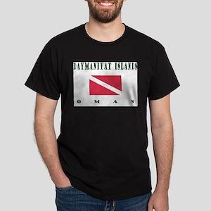 Daymaniyat Islands Oman Dive T-Shirt