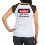 Danger Women's Cap Sleeve T-Shirt