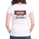 Danger Jr. Ringer T-Shirt