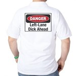 Danger Golf Shirt