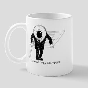 Frank LLoyd Wreyeght Mug