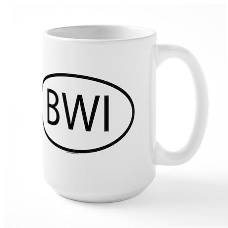 BWI Large Mug