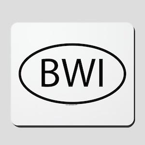 BWI Mousepad