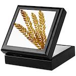 Golden Wheat Environmental Conservation Tile Box