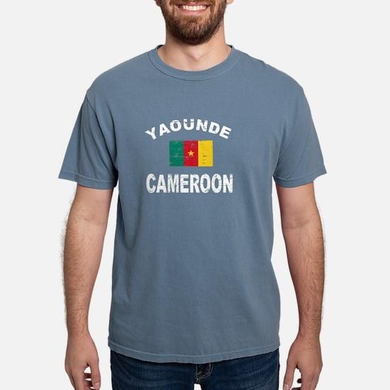 Yaounde Cameroon designs Women's Dark T-Shirt
