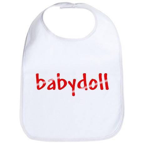 Babydoll Baby Bib