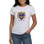 Sanchez Coat of Arms Women's T-Shirt
