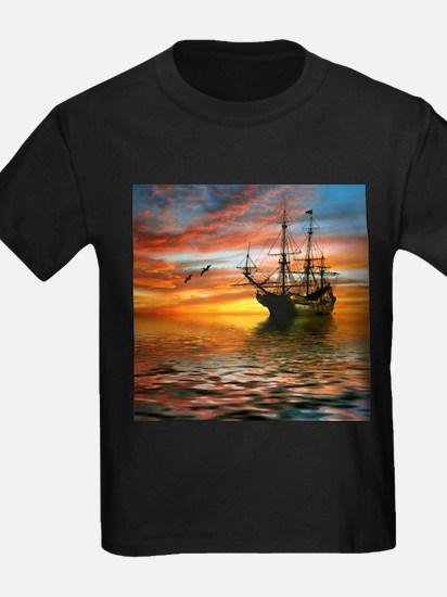 Pirate Ship T