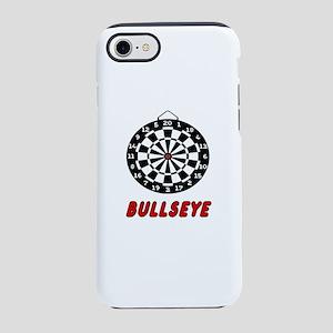 Bullseye Dartboard iPhone 8/7 Tough Case