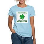 St. Patrick's Day - Blend In Women's Light T-Shir