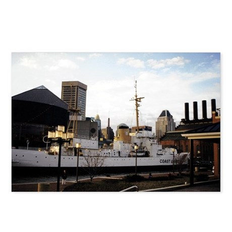 Baltimore Harbor Postcards (Package of 8)