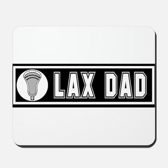Lacrosse LaxDad Mousepad