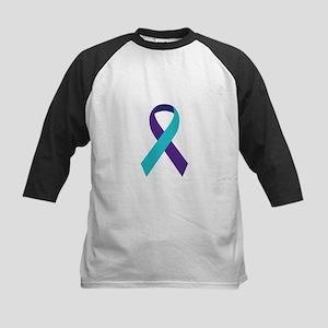Suicide Awareness Ribbon Baseball Jersey