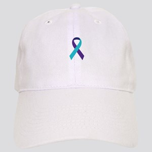 Suicide Awareness Ribbon Cap