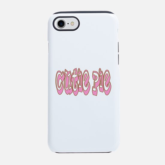 Cutie Pie iPhone 8/7 Tough Case