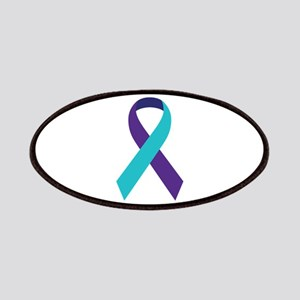 Suicide Awareness Ribbon Patch