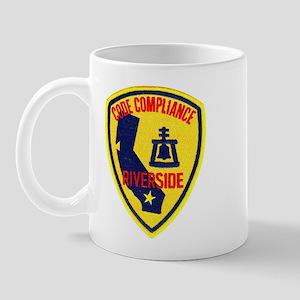 Riverside Code Enforcement Mug