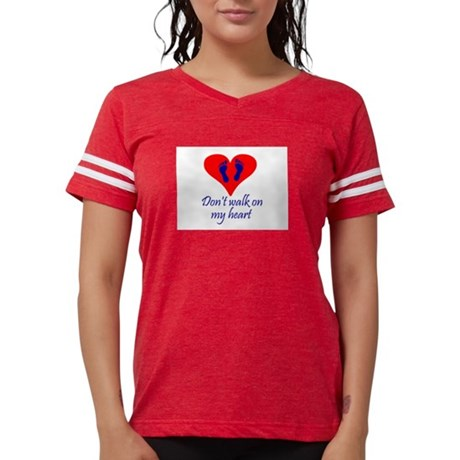 Don't Walk On My Heart T-Shirt