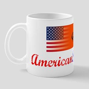 American Sikh Vintage Design Mug