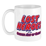 Lost Heroes of the Golden Age Mug