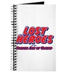 Lost Heroes of the Golden Age SketchBook