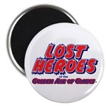 Lost Heroes of the Golden Age Magnet