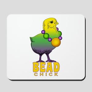 Bead Chick Mousepad
