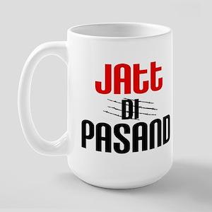 Jatt Di Pasand Large Mug