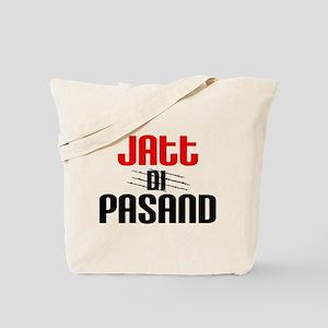 Jatt Di Pasand Tote Bag