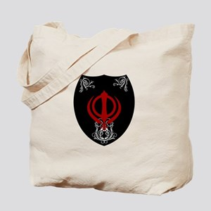 Khalsa League Tote Bag