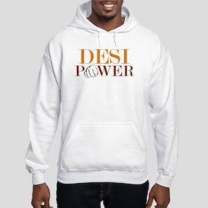Desi FULL Power Hooded Sweatshirt