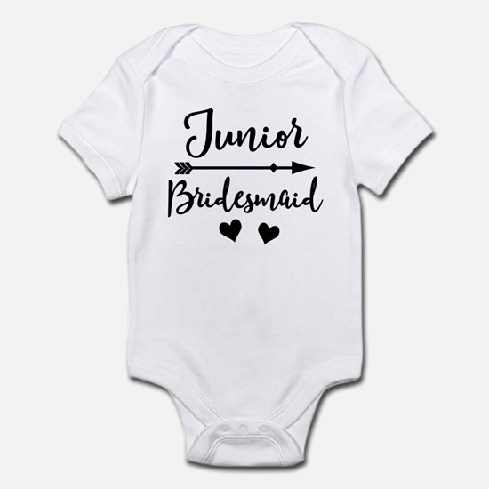 Junior Bridesmaid Gift Body Suit