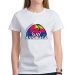 I SUPPORT GAY MARRIAGE Women's T-Shirt