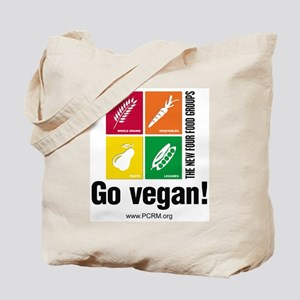 New Four Food Groups Tote Bag