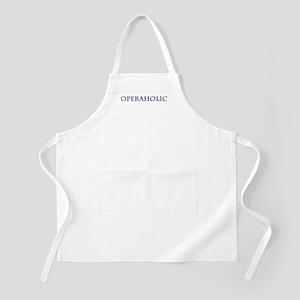 Operaholic BBQ Apron