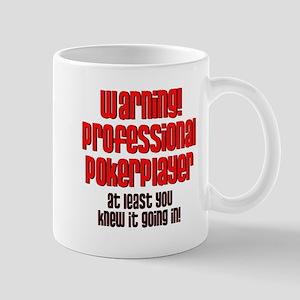 Pro Poker Player! Mug