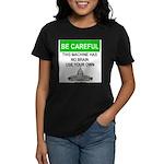 Machine With No Brain Women's Dark T-Shirt